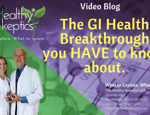 GI Health Breakthrough (Episode #164)
