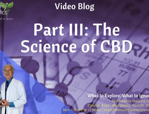 The Science of CBD (Episode #182)