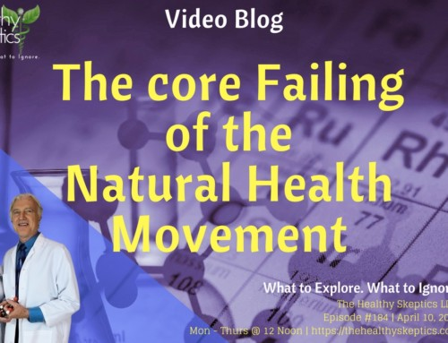 Failing of the Health Industry (Episode #184)