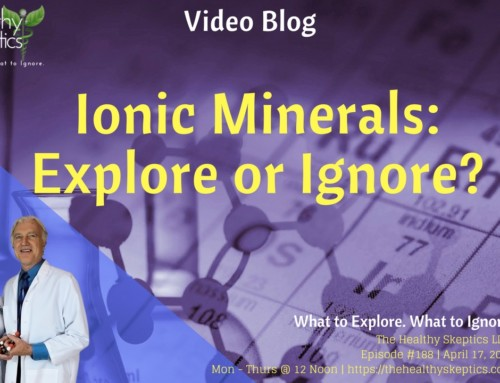 Ionic Minerals (Episode #188)