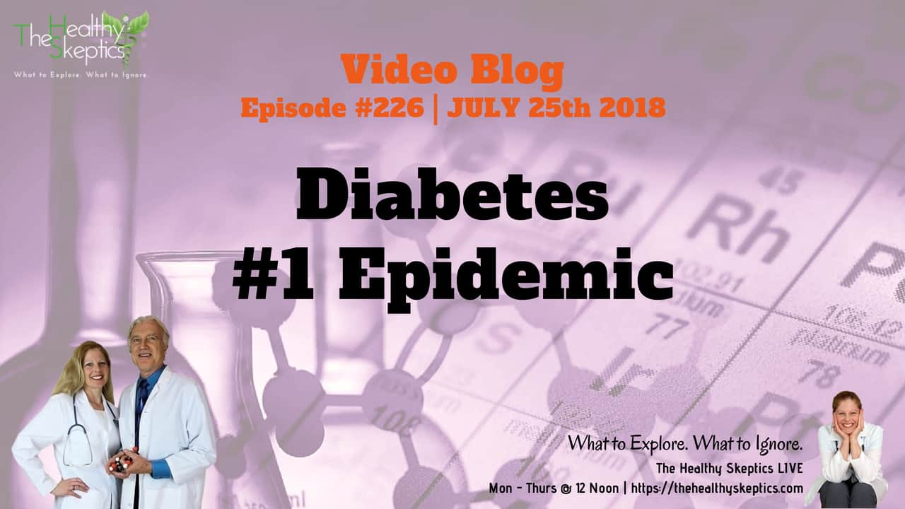 About Diabetes (Episode #226)
