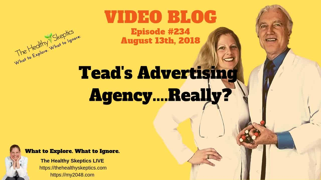 Tead's Advertising Scam? (Episode #234)